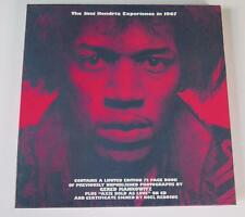 "Noel Redding JIMI HENDRIX EXPERIENCE Signed Autograph ""Axis 1967"" CD Box Set"