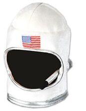 Plush Toy Space Helmet Nasa Astronaut Soft Hat Mask Costume Accessory
