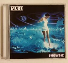 Muse Showbiz CD Europa 1999