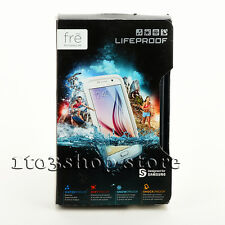 LifeProof fre Waterproof Dust Proof Hard Shell Case for Samsung Galaxy S6 White