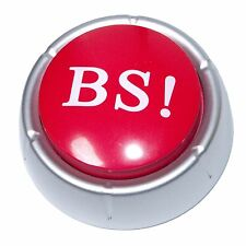 The BS! Button, Funny Sound Button Gag Gift