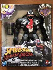 Venom Ooze Marvel TITAN Heroes MAXIMUM Spider-man Series