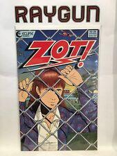 Zot! #28 VF/NM 1st Print Eclipse Comics