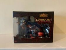 World Of Warcraft 2016 Blizzcon Core Hound Bobblehead Brand New In Box