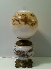Vintage Banquet Gone With the Wind Huricane Lamp GWTW