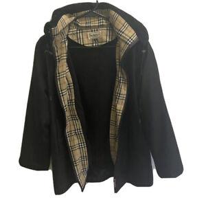 Men's Vintage Burberry Coat L