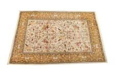 Pictorial Tabriz Rug, Lot 570
