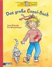 Conni-Bilderbücher: Das große Conni-Buch von Schneider, ...   Buch   Zustand gut