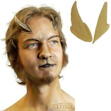 Latex Buck Horn Prosthetics - Perfect For Costume, Theatre & LARP