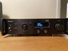 TEAC UD-503 REFERENCE DSD USB XLR BALANCED RCA DAC HEADPHONE AMPLIFIER Black Vgc