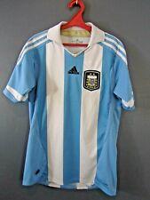 ARGENTINA SOCCER NATIONAL TEAM WORLD CUP 2010 FOOTBALL JERSEY SHIRT 5-/5 SIZE M