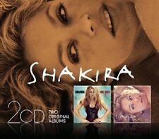 SHAKIRA - SHE WOLF/SALE EL SOL 2 CD NEW+