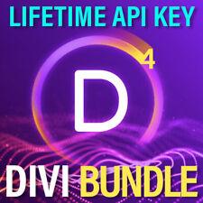 Divi 2021 Theme + Divi Plugins Mega Bundle (with API Key Lifetime Update)