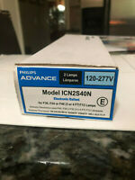 Philips Advance ICN2S40N Ballast T12 Lamp