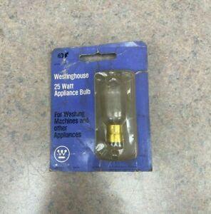 Westinghouse BC-25T8DC Appliance Bulb