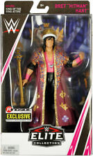 WWE Mattel Bret Hart King of the Ring Ringside Exclusive Elite Series Figure