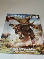 Game Informer Issue #245 September 2013 Dragon Age: Inquisition EUC