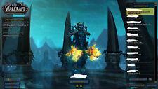Compte World of Warcraft FR / Overwatch / Hearthstone / Starcraft / Diablo 3