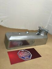 Pre War MG XPAG Works Racing Rocker Box Cover  - Vintage Car, Classic Car