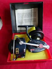 A GOOD BOXED GARCIA MITCHELL MATCH SPINNING REEL + SPARE SPOOL.