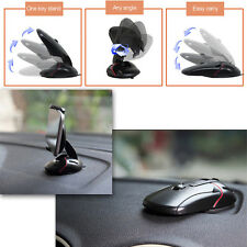 360°Universal In Car Dashboard Cell Mobile Phone GPS Mount Holder Stand Cradle
