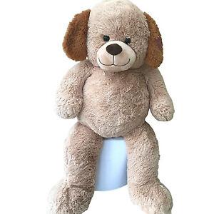 100CM Soft Plush Dog Present Giant Puppy Toy Christmas / Birthday