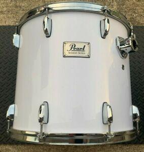 "Pearl Session 16"" Tom - White"