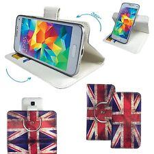 HAIPAI n7889-Protection pour Téléphone Portable étui Sac - 360 ° XL union jack
