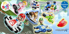 NEW MARIO KART 8 McDonalds Princess Peach Luigi Browser Donkey Kong Racing 1 Toy