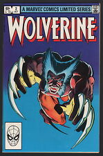 WOLVERINE #2, 1982, NM- CONDITION COPY, MARVEL LIMITED SERIES