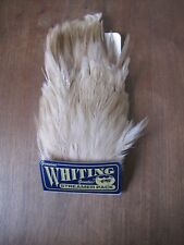 Fly Tying-Whiting Farms Streamer Pack Tan