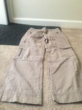EDDIE BAUER Womens Pants Sz 8 Brown Clothes