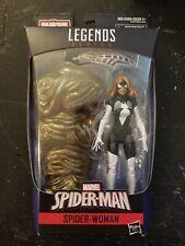 Marvel Legends MOLTEN MAN BAF WAVE SPIDER WOMAN NEW SEALED