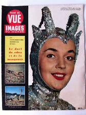 POINT DE VUE du 13/01/1955; Ludmilla Tcherina/ Duel du Cobra et de la Mangouste