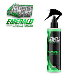 Jewels Emerald - Tar & Glue (Bug) Remover 250ml - Very Strong