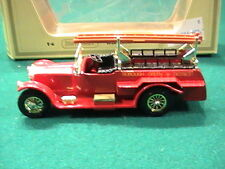 Matchbox Models of Yesteryear 1920 Rolls-Royce Fire Engine MIB Y-6 1978