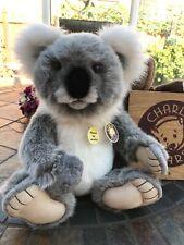 More details for charlie bear kennett koala retired