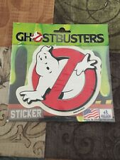 Ghostbusters Afterlife Ghost Symbol Logo Sticker Decal 5� New Murray Aykroyd