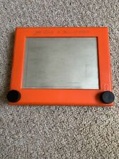 Vintage Magic etch a sketch Screen Game