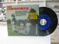 """Los Kontrapunkte 7 """" EP Spanisch Ecos von Der Txoko + 3. 1967 Party Baske"""