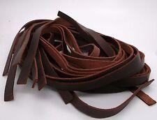 "Latigo Saddle String Strap Burgundy 12 Pk 1/2"" X 48"" 5008-04 by Tandy Leather"