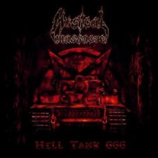 "Musical Massacre ""Hell Tank 666"" CD [OLD SCHOOL DEATH METAL, like Autopsy]"