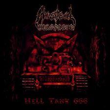"Musical Massacre ""Hell Tank 666"" CD [OLD SCHOOL DEATH METAL, like Autopsy]"