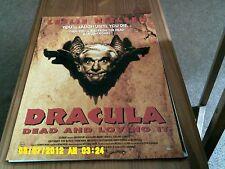 Dracula Dead & Loving It  (leslie nielsen) Movie Poster A2