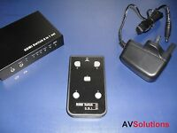 Aux (HDMI) Expander Control for Bang & Olufsen B&O BeoVision TV (with IR Remote)