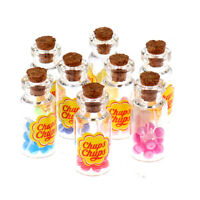 AB/_ 1//12 Dollhouse Miniature Mini Candy Jar Food Dessert Can Model