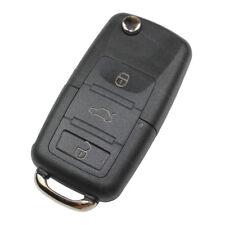 Volkswagen 3 Tasten Klappschlüssel Auto Schlüssel Gehäuse VW Funk Fernbedienung