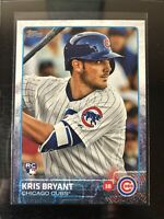 2015 Topps Kris Bryant RC Chicago Cubs 616