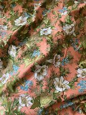 More details for 4m vintage sanderson floral fabric