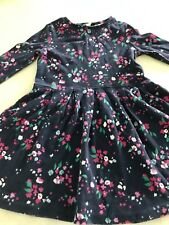Joules Long Sleeved Dress 5-6 Years